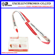 Cheap Custom Printed Neck Lanyards with Card Holder (EP-Y581415)