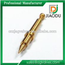 High Quality Small Brass Cnc Turning Part For Stationery
