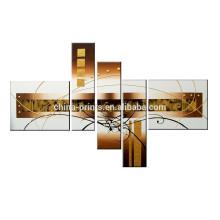 Грациозно абстрактное искусство стены / Handmade линия Картина маслом / оптовая продажа холстины картины фабрики