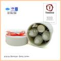 Hochwertige Tube Geschenkbox mit Deckel