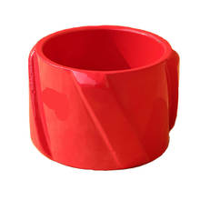 Spiral Vane Steel Solid Rigid Centralizer