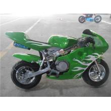 Утверждение CE Детский дизайн 49cc Mini Moto Bike (jy-pb001)