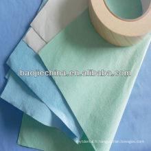 Papier d'emballage stérile pour enveloppes CSSD