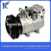 Compresseur AC PV4 R134a 10S15C pour Elantra