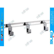 Metal Chrome Slatwall Display Picture Hooks for Retail Shop