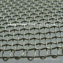 Elec ou quente mergulhado galvanizado Square Wire Mesh