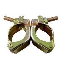 Drop Foring andamio acoplador abrazadera para piezas de construcción Arc-F1121