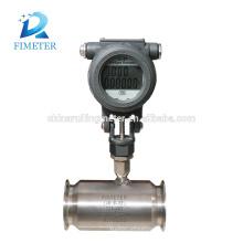 Coriolis turbine mass flow meter water flowmeter