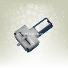 dc Low noise miniature diaphragm vacuum pump
