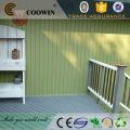 Terraço decoração wpc piso