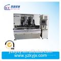 Máquina semiautomática de taladrado doble y 4 ejes