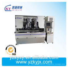 High Speed 5 Axis 5 heads CNC Drilling and Tufting Brush Making Machine/Broom Making Machine (3 drilling and 2 tufting)