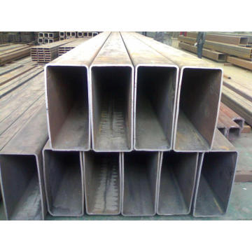 Rectangular Steel Pipe with 0.5-25mm wall