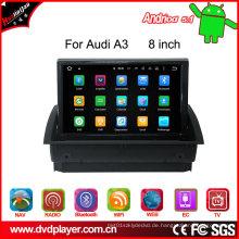 Hl-8865 Auto DVD-Player für Audi A3 GPS Navigation Digital TV Bt Can Bus Decode Box