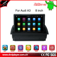 Hl-8865 Reproductor de DVD de coches para Audi A3 GPS de navegación Digital TV Bt Can Bus Decode Box