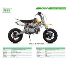 Nueva bicicleta Motard Pit Bike Racing Dirt Bike de 140cc