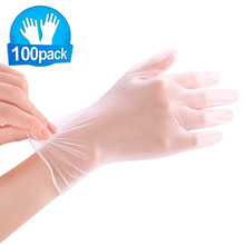 CE FDA Disposable Medical Disposable Vinyl Gloves