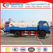 Chinês Dongfeng 13 CBM Caminhão Spary Água