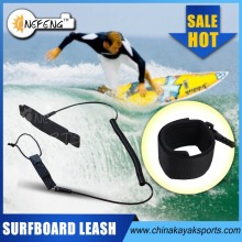 Superly practical surfboard leash