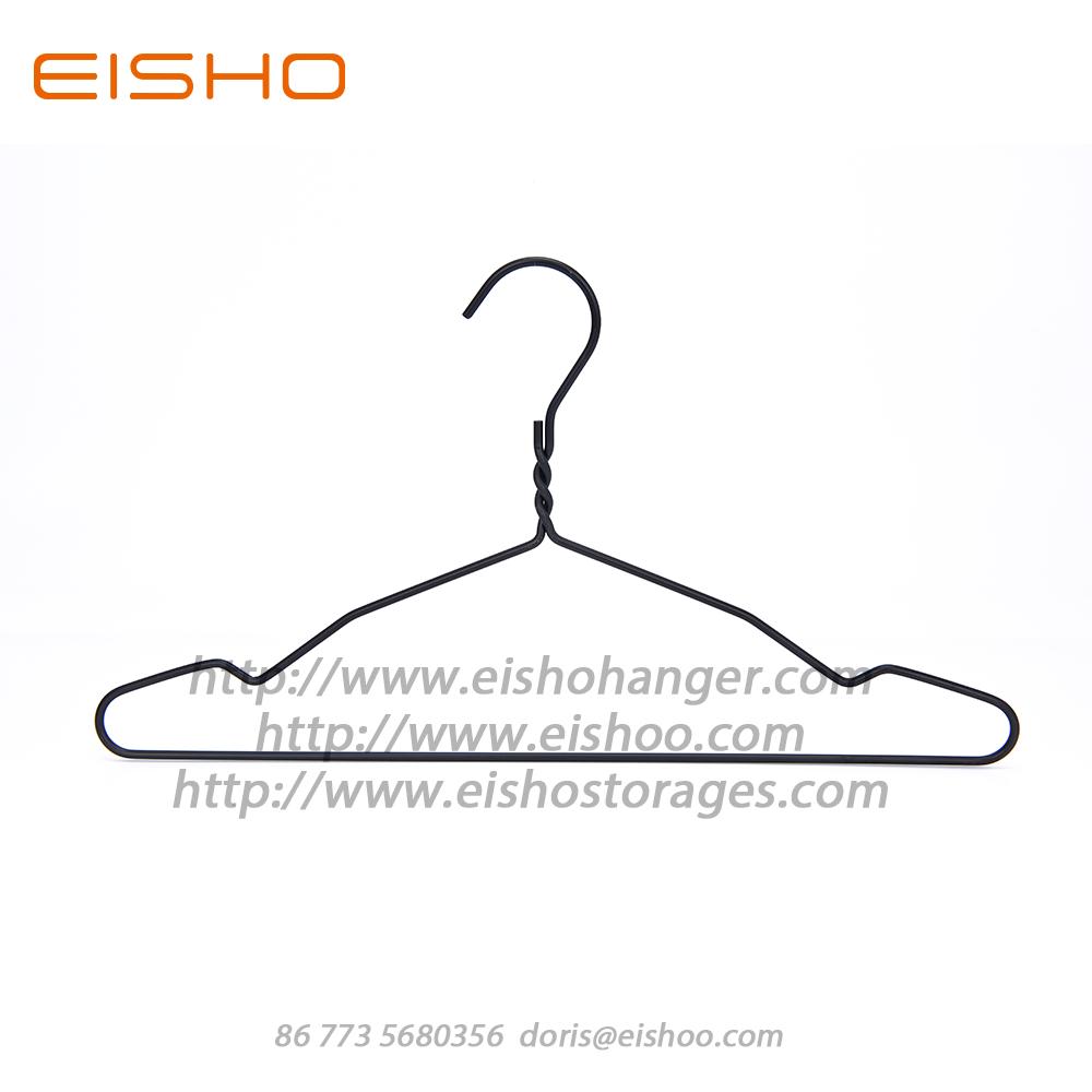 Copper Coat Hanger