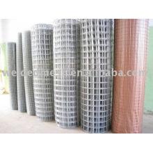 Treillis métallique galvanisé électrique
