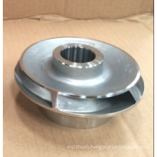 Stainless Steel/Cast Iron Submersible Pump Impeller