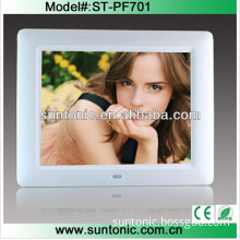 Hotselling 7 Inch Digital Photo Frame with Factory Price