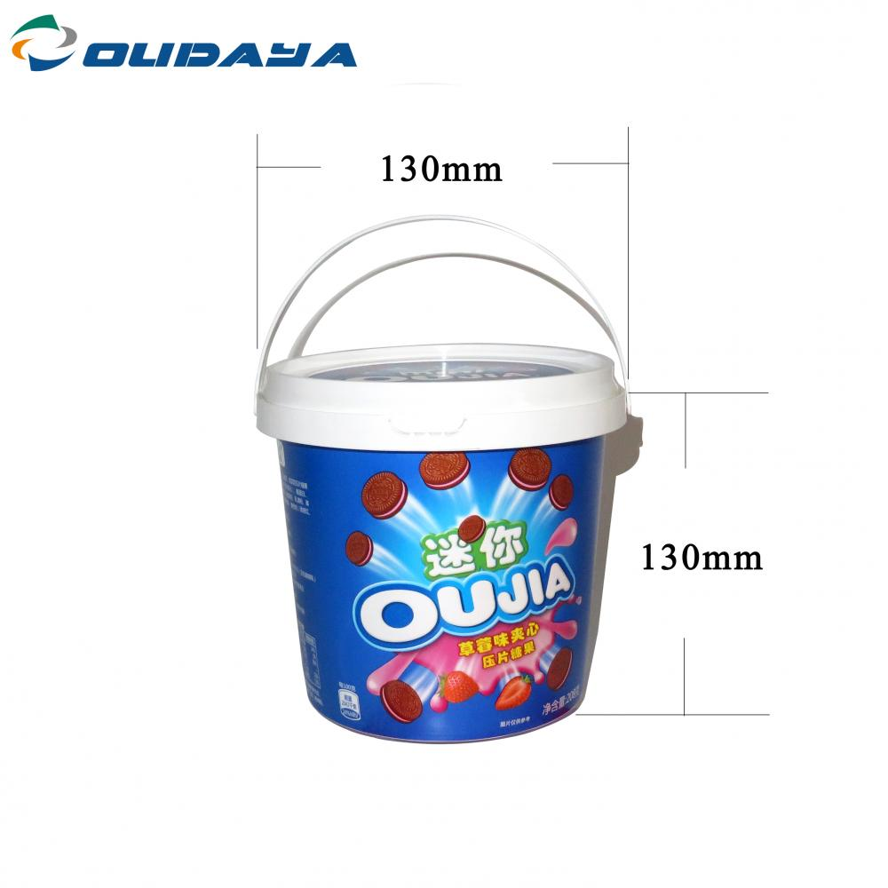 Container Lid And Handle