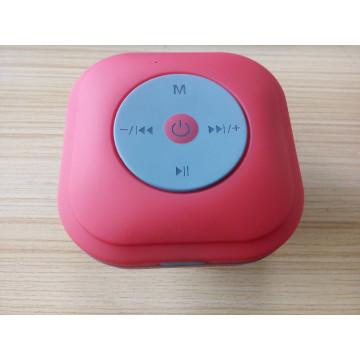 Orador impermeável de Bluetooth do otário para o banheiro