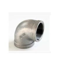 Codo de tubo de acero inoxidable
