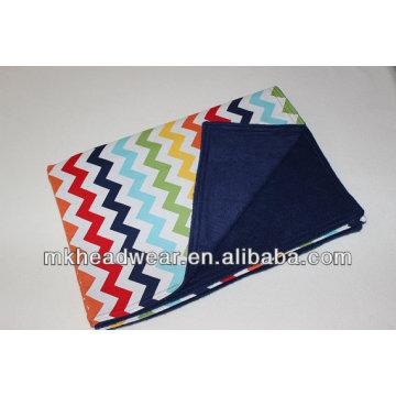 2014 hot sale double layer polar fleece printing blanket