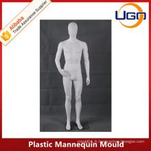 Moule mannequin masculin abstrait