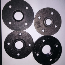 Floor black cast iron wholesale flange