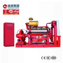 Pompe anti-incendie de haute qualité avec première liste UL en Chine (XBC-SLO)