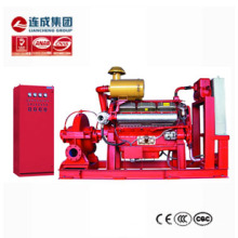 High Quality Fire-Fighting Pump with First UL List in China (XBC-SLO)