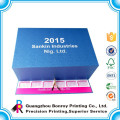Офсетная печать изготовленного на заказ подарка английский арабский календарь 2015
