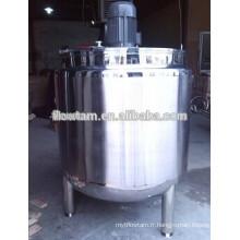 Machines industrielles de fabrication de savon liquide, réservoir de jus