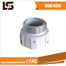 Conector de fundición a presión de aluminio, anillo adaptador para carcasa de cámara CCTV