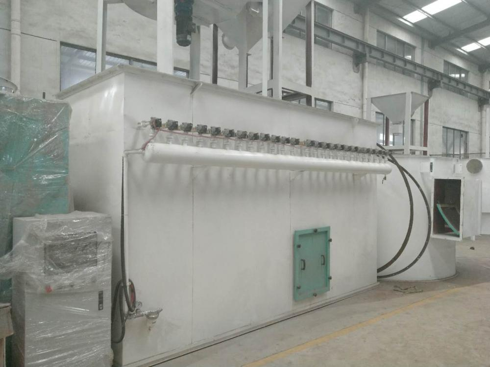 الموديل TBLM Impluse Dust Collector