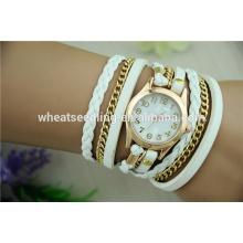 Werbe-neue Produkte Favoriten bunte Band Uhrenbänder Band Uhren