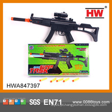 Hot Sale brinquedo arma espuma balas