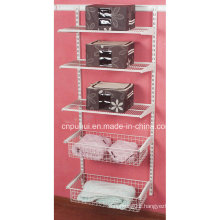 Metal Wire Wall Fixed Rack (LJ1011)