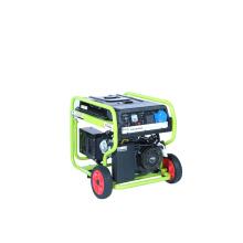 Générateur d'essence 5kw avec des alternateurs célèbres Senci. 100% de cuivre (FC6500E)