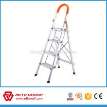Escalera de mano de aluminio del precio, escalera casera, escalera doméstica
