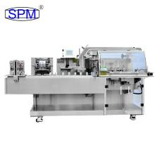 ZH120 Cosmetic Carton Packing Machine Automatic Cartoning Machine