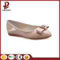 black flat women simple shoes stylish 2008