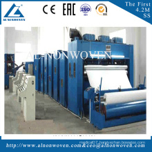 AL 5.5m non woven geotextile machinery for road