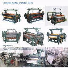 GA615 electronic automatic shuttle loom