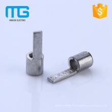Terminal à lames de tubes thermorétractables en nylon thermo-soudés à froid