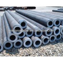 GB / T8163 12Cr1MoV, Q345B, 20CrMnTi, tuyau en acier sans soudure fluide 27SiMn